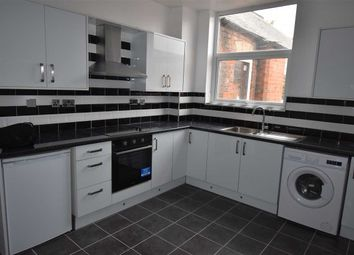 Thumbnail 5 bed terraced house to rent in Evington Road, Leicester