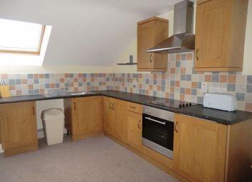 Thumbnail 2 bed flat to rent in Co Op Lane, Pembroke Dock, Pembrokeshire