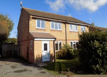Thumbnail 3 bed semi-detached house for sale in Kibblewhite Close, Purton, Swindon