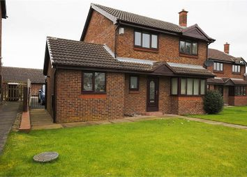 Thumbnail 4 bed detached house for sale in Dale Court, Pontefract, West Yorkshire
