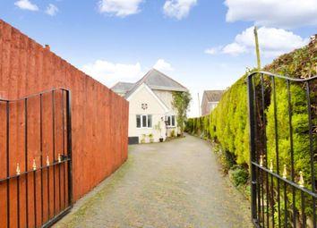 Thumbnail 5 bedroom detached house for sale in Liskeard Road, Saltash, Cornwall