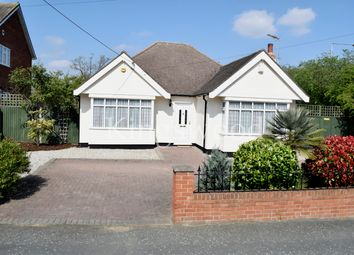 Thumbnail 2 bed detached bungalow for sale in Tyler Avenue, Basildon
