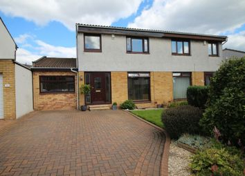 Thumbnail 4 bed semi-detached house for sale in Prestonfield Drive, Kirkcaldy