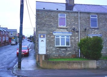 Thumbnail 2 bed end terrace house to rent in South View, Ushaw Moor, Durham