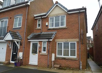 Thumbnail 3 bed link-detached house to rent in Clayton Way, Clayton Le Moors, Accrington