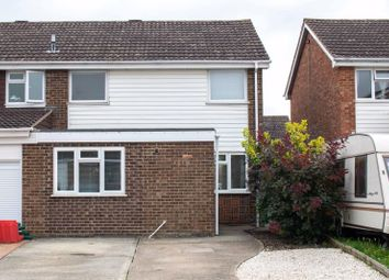 Broadmarsh Close, Grove, Wantage OX12. 3 bed semi-detached house