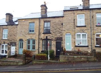 Thumbnail 3 bed terraced house for sale in Lydgate Lane, Crookes, Sheffield