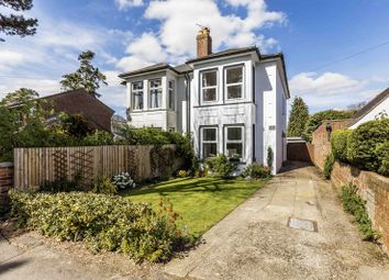 Thumbnail 3 bed semi-detached house for sale in First Avenue, Denvilles, Havant