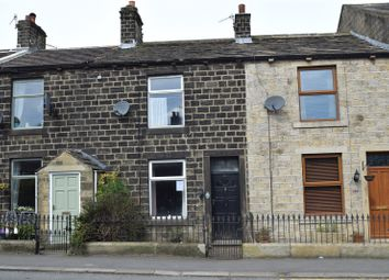 Thumbnail 2 bed terraced house for sale in Keighley Road, Cowling, Keighley, West Yorkshire