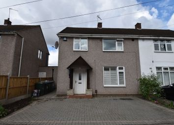 3 bed semi-detached house for sale in St. Ives Road, Coventry CV2