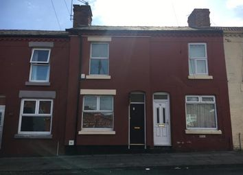 Thumbnail 1 bedroom terraced house for sale in Longfellow Street, Toxteth, Liverpool