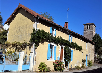 Thumbnail 3 bed property for sale in Lessac, Charente, France