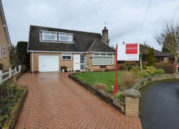 Thumbnail 3 bed detached house for sale in Meadow Way, Church Lawton, Cheshire