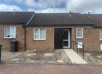 Thumbnail 1 bed terraced bungalow for sale in Magee Close, Hinckley, Leicestershire