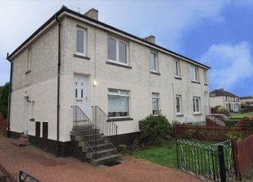 Thumbnail 2 bed flat for sale in Milton Street, Motherwell