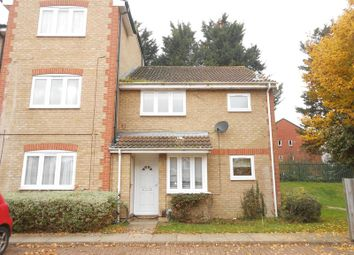 Thumbnail 1 bed terraced house to rent in Maplin Park, Langley, Slough