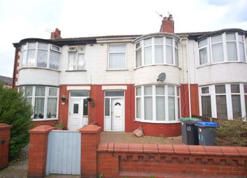 Thumbnail 3 bed terraced house for sale in Lyndhurst Avenue, Blackpool