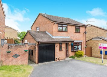 Thumbnail 4 bed detached house for sale in Downscroft Gardens, Hedge End, Southampton
