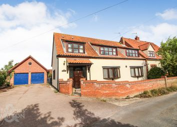 Thumbnail 4 bed detached house for sale in Holly Lane, Mutford, Beccles