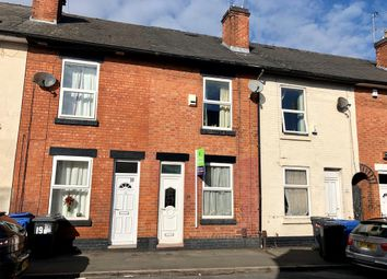 Thumbnail 2 bed terraced house for sale in Harrison Street, Derby