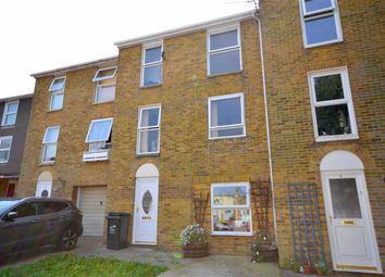 Thumbnail 4 bed terraced house for sale in Camden Square, Ramsgate, Kent