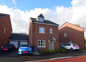 Thumbnail 4 bed link-detached house for sale in Nightingale Walk, Lightmoor, Telford