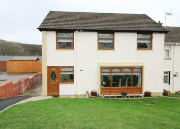 Thumbnail 3 bed end terrace house for sale in Dan-Y-Cribyn, Ynysybwl, Pontypridd