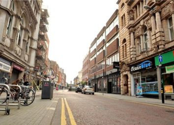 Thumbnail Studio to rent in 32A Belvoir Street, Leicester