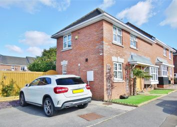 Thumbnail 3 bed semi-detached house for sale in Milton Crescent, Ongar, Essex