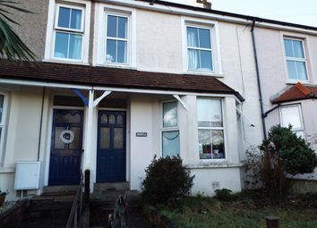 Thumbnail 5 bed shared accommodation to rent in Tregenver Road, Falmouth