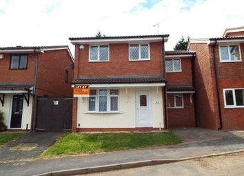 Thumbnail 4 bed detached house to rent in Heeley Road, Selly Oak, Birmingham