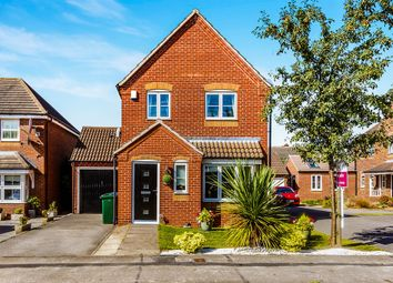 Thumbnail 3 bed detached house for sale in Brettas Park, Monk Bretton, Barnsley