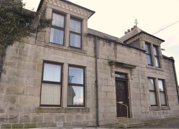 Thumbnail 4 bed detached house for sale in 47 High Street, New Pitsligo