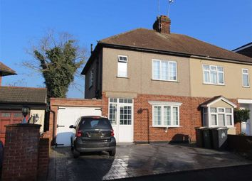 Thumbnail 3 bed semi-detached house to rent in Amesbury Drive, London