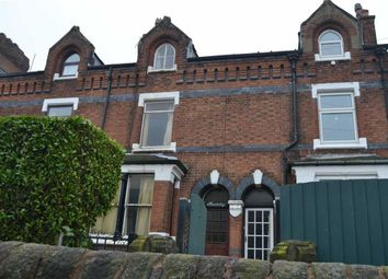 Thumbnail 4 bed terraced house for sale in Cromwell Terrace, Leek