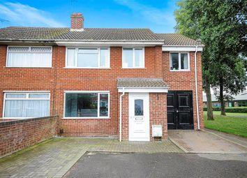 Thumbnail 5 bedroom semi-detached house for sale in Fairholme Way, Swindon