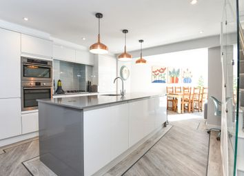 Thumbnail 4 bed terraced house for sale in Merton Road, Southfields, London
