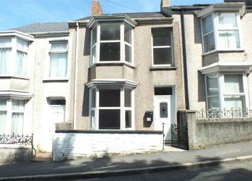 Thumbnail 3 bed terraced house to rent in Belle Vue, Pembroke Dock, Pembrokeshire