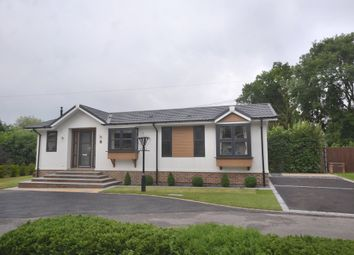 Thumbnail 2 bed mobile/park home for sale in Chandlers Lane, Chandlers Cross, Rickmansworth