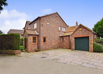 Thumbnail 4 bed detached house for sale in Rose Garth, Barlby