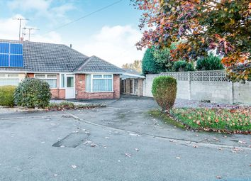 Thumbnail 2 bed bungalow for sale in Highland Close, Blythe Bridge, Stoke-On-Trent