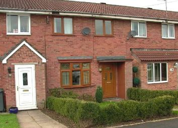 Thumbnail 3 bedroom terraced house to rent in Barmouth Grove, Brindley Ford, Stoke-On-Trent