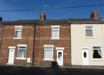 Thumbnail 2 bed terraced house to rent in Seventh Street, Horden, County Durham