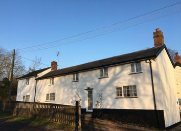Thumbnail 4 bedroom property for sale in The Street, Walsham-Le-Willows, Bury St. Edmunds