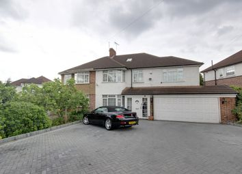 Thumbnail 5 bed semi-detached house for sale in Cadogan Gardens, Grange Park
