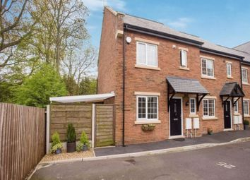 Thumbnail 3 bed terraced house for sale in The Moorings, Garstang, Preston