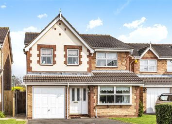 Thumbnail 4 bed detached house for sale in Balder Court, Scartho Top