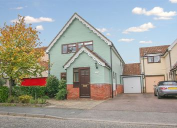 Thumbnail 4 bedroom property for sale in Farriers Close, Martlesham Heath, Ipswich