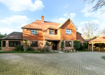 Thumbnail 5 bedroom detached house to rent in Turnoak Park, Windsor, Berkshire