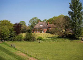 Thumbnail 6 bed detached house for sale in Violet Lane, Baughurst, Tadley, Hampshire